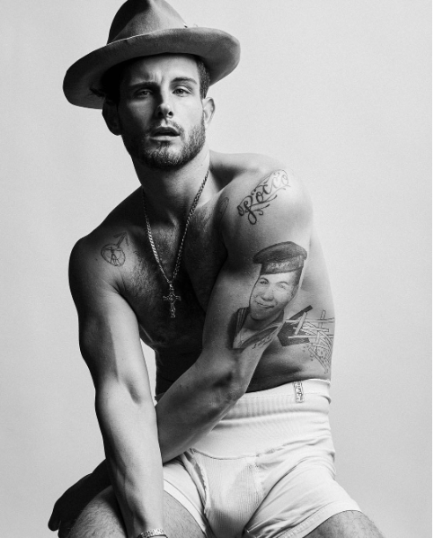 Image result for nico tortorella sexy